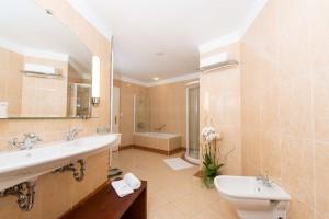 Thermia Suite Bathroom